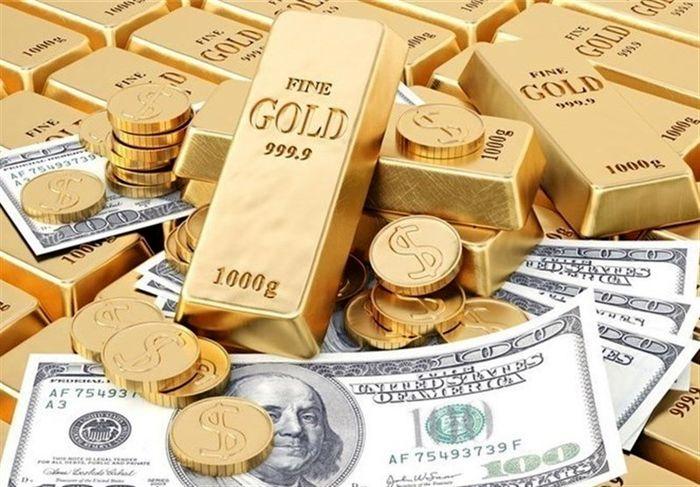قیمت طلا، سکه، دلار و ارز امروز ۹۹/۱۱/۰۵