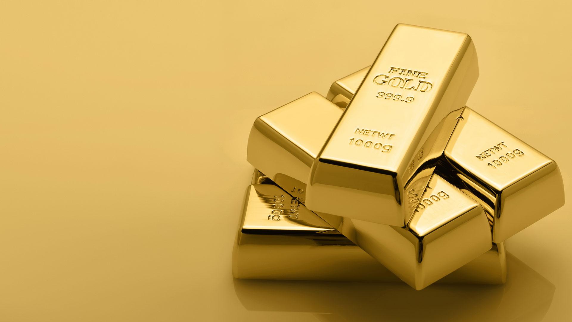 شیب کاهش قیمت طلا تندتر شد