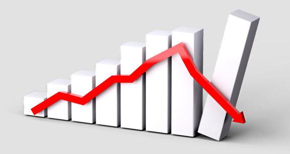 سقوط بورس به کانال ۱.۱ میلیونی
