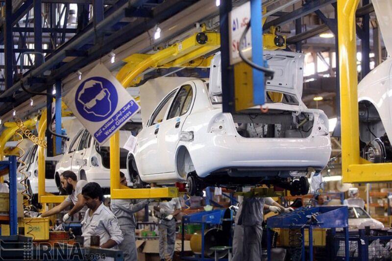 رشد ۱۸.۴ درصدی تولید خودروی سواری در ۵ ماه نخست امسال