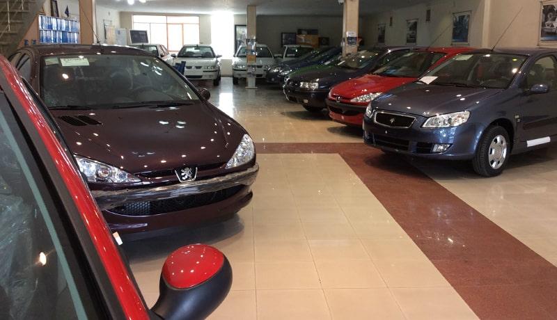 بازار خودرو بار دیگر وارد رکود شد