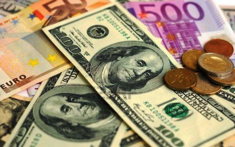 قیمت دلار و یورو در صرافی ملی امروز ۱۳۹۹/۱۰/۲۴