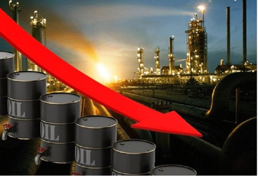 روند کاهشی نفت از سرگرفته شد