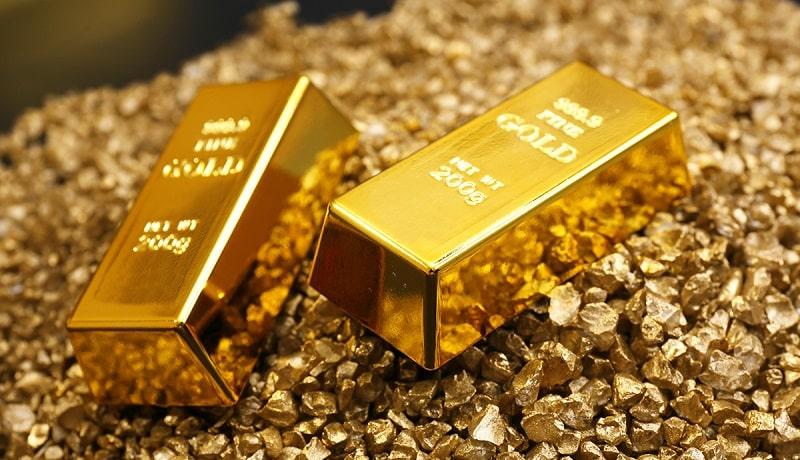 قیمت جهانی طلا امروز ۹۹/۰۶/۳۱
