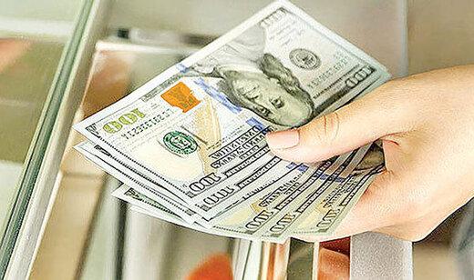 توقف رشد قیمت دلار در کانال ۲۷ هزار تومان