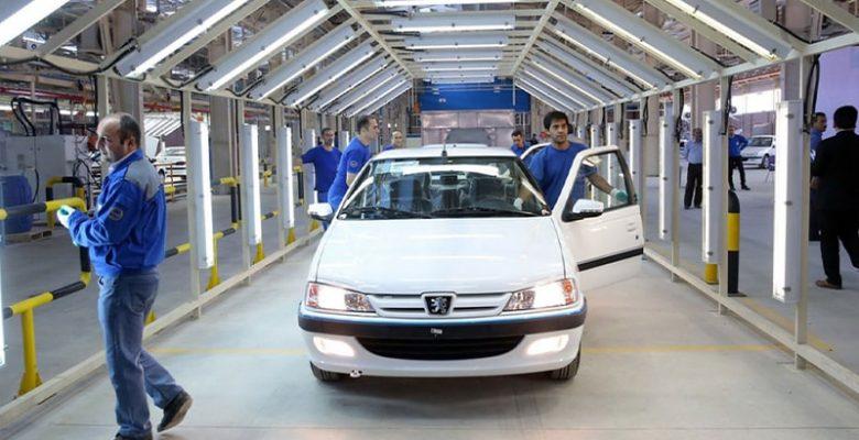 کاهش ارزبری ۸۰ میلیون یورویی با داخلیسازی در صنعت خودرو