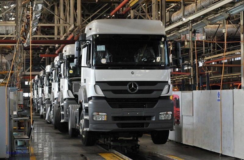 کیفیت خودروهای سنگین از سواریها جلو زد
