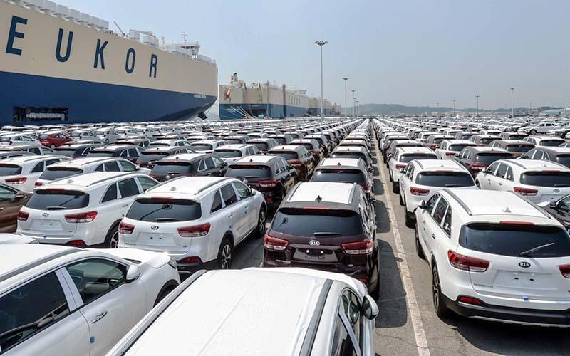امسال خبری از واردات خودرو نیست