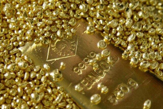 قیمت طلا در بالاترین سطح  دو ماه اخیر باقی ماند