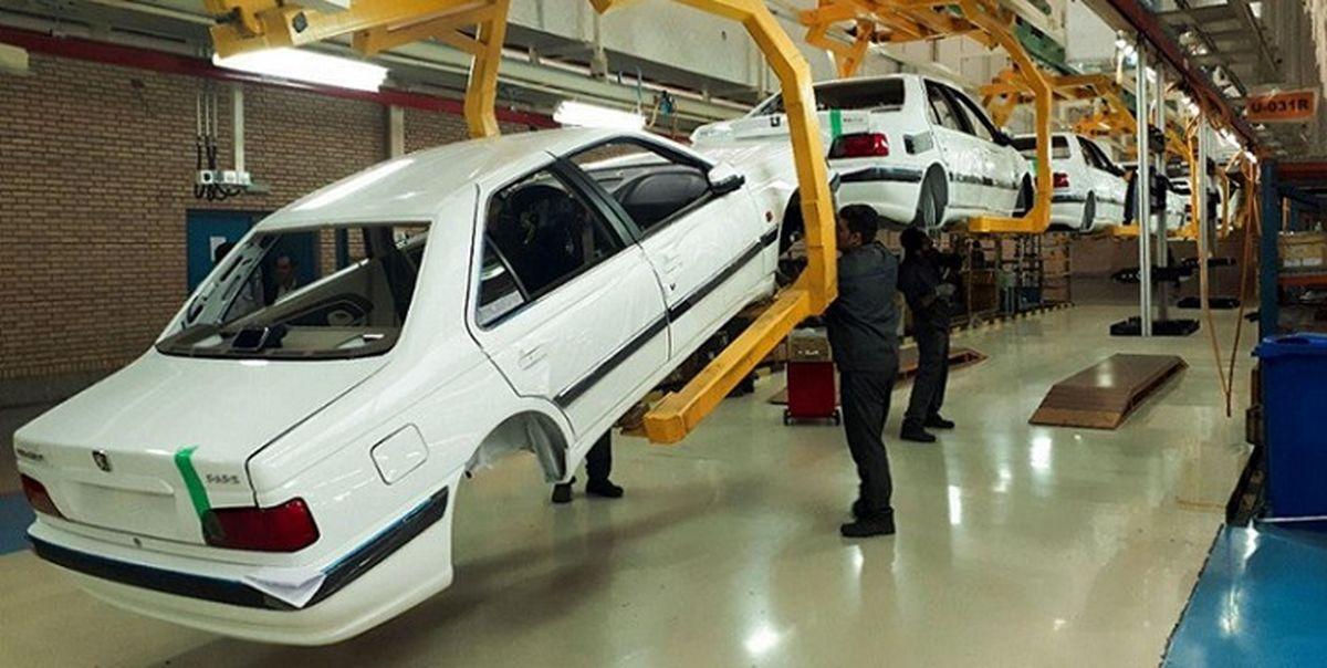 خودکفایی در ساخت قالبهای فلزی خودرو