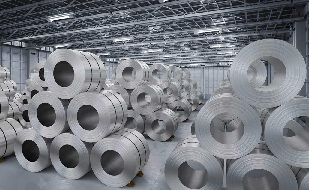 ثبت معامله ۱۲۳ هزار تن ورق فولادی در بورس کالا