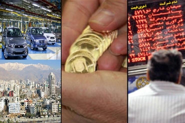 میزان رشد بازارهای مختلف در ۱۰ سال گذشته