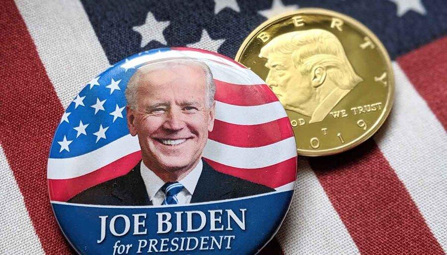 کاهش ارزش دلاری سکه پس از انتخابات آمریکا تا به امروز