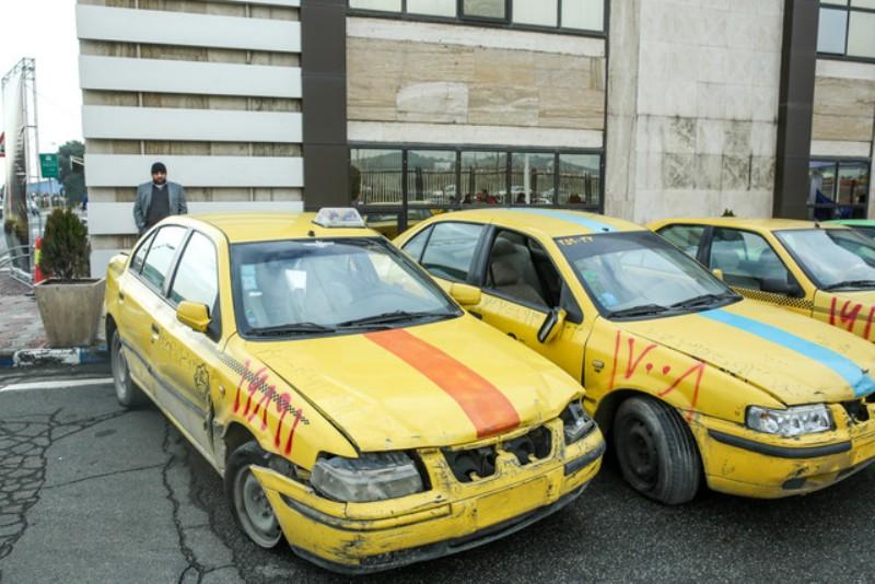 تسهیلات ۵۰ میلیونی برای تاکسیهای فرسوده