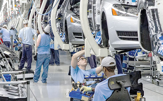 همکاری تنگاتنگ خودروسازان با شرکتهای تکنولوژی