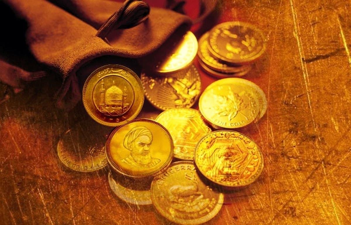 برگشت قیمت سکه به سوی مرز ۱۲ میلیون
