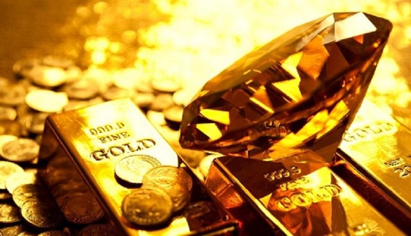 قیمت جهانی طلا کاهش یافت   هر اونس ۱۸۰۰ دلار