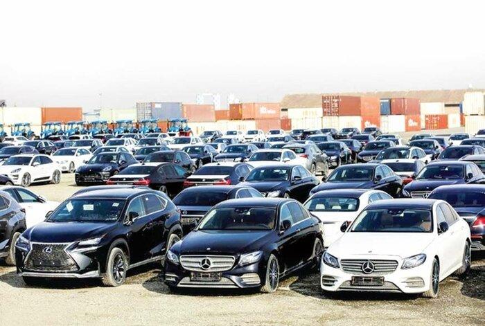 کشف ۲هزار خودرو قاچاق