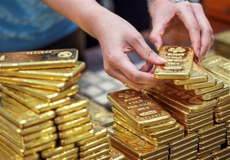رشد ملایم قیمت طلای جهانی
