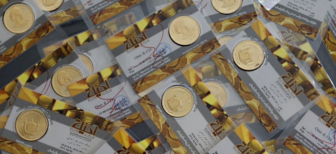 نرخ سکه به ۱۰ میلیون و ۲۰۰ هزار تومان رسید