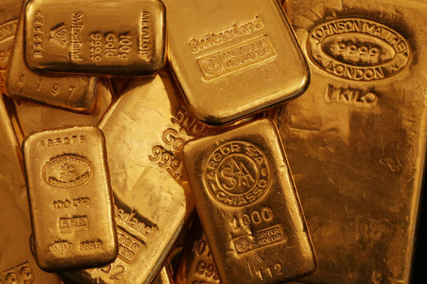 قیمت جهانی طلا رشد کرد   هر اونس ۱۸۴۲ دلار