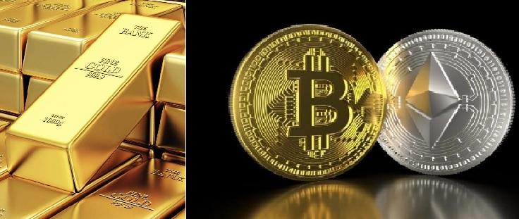سقوط بازار طلا و رمزارز؟
