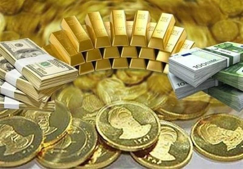فشار سکه و دلار افتاد   اثر اونس طلا بر سکه