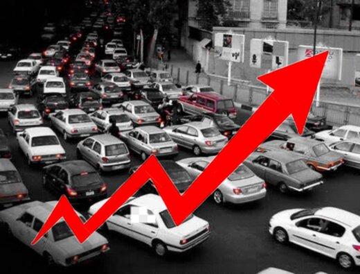 تورم خودرو در ۶ ماهه اول سال چقدر بوده است؟